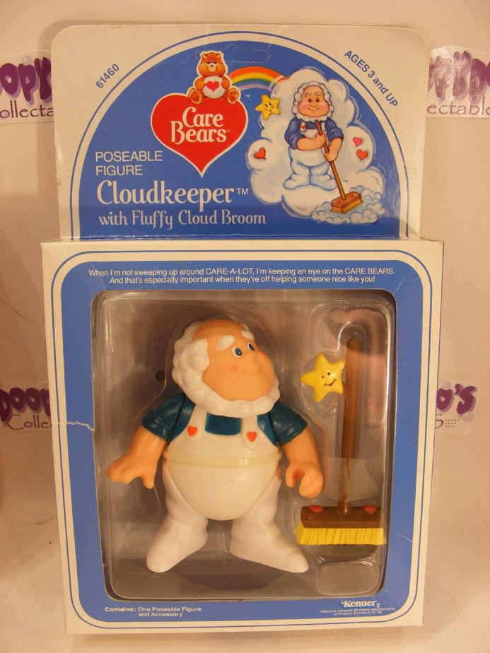 VINTAGE CLOUDSWEEPER CARE BEARS CARE TAKER
